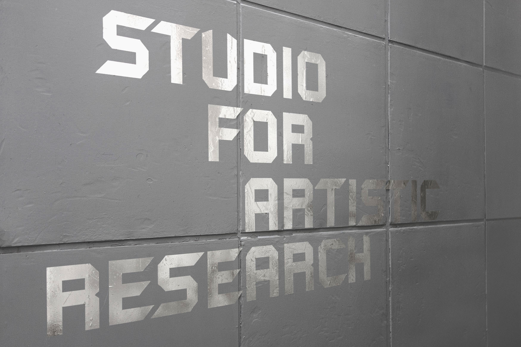 Studio For Artistic Research